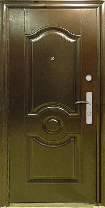 стальные двери двухлистовые с толщиной металла от 3 мм