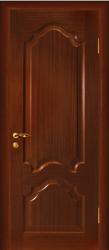 Межкомнатные двери итальянский орех фото